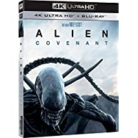 Alien: Covenant - 4K UHD + Blu-Ray