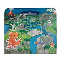 Dinosaur Activity, Sticker and Colouring Set for Boys and Girls. Dinosaur Sticker Book Activity Set for Boys and Girls. Great Travel Activity Packs for Kids .3 years old