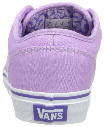 Vans W Atwood, Baskets mode femme - Pastels/Lavender/Sheer Pink