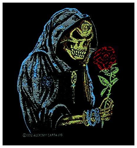 Alchemy Black Rose in gomma