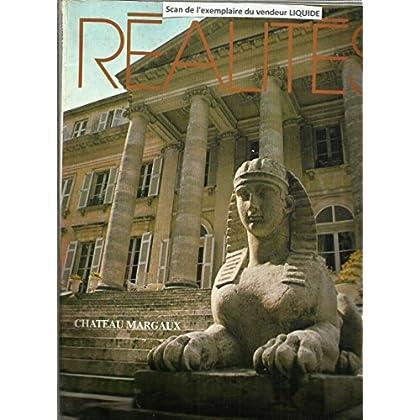 Réalités N° 389 de novembre 1978 : Chateau Margaux - Sculpteur Germaine Richier - L'essor de Radio Monte Carlo
