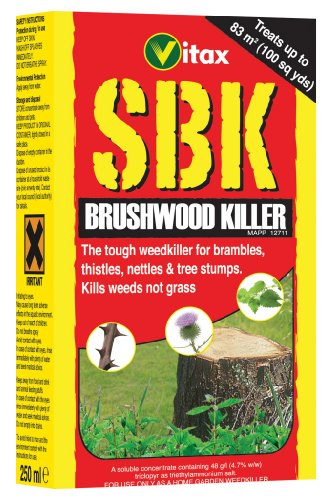 Vitax SBK Brushwood tueur 250ml