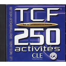 TCF (Test De Connaissance Du Francais)Test connaissance du français (CD audio inclus): Nouvel Entrainez-Vous (Objectif Deld)
