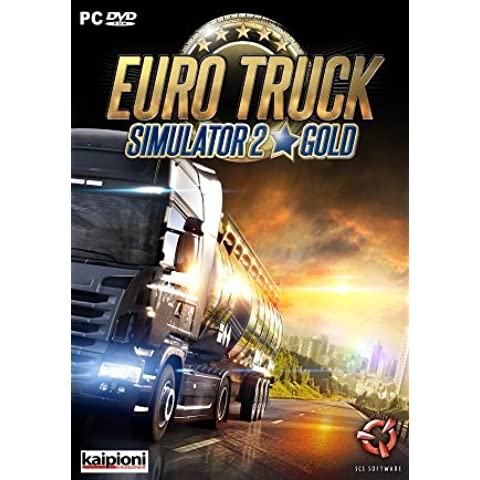 Euro Truck Simulator 2 GOLD Español