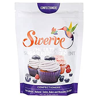 Swerve Sweetner Confectioner 12oz