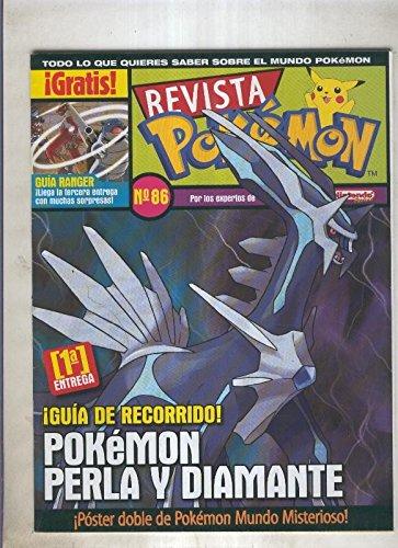 Revista pokemon numero 86
