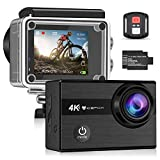 Icefox Action Cam 4K Unterwasserkamera Wasserdicht 40M Ultra HD 20MP Kamera 170...