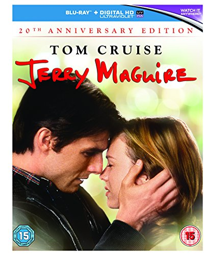 Jerry Maguire - Limited Edition 20th Anniversary Blu-ray [UK Import]