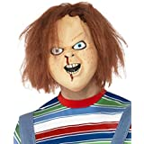 Childs Play Costume Accessory, Mens Chucky Mask by Child's Play