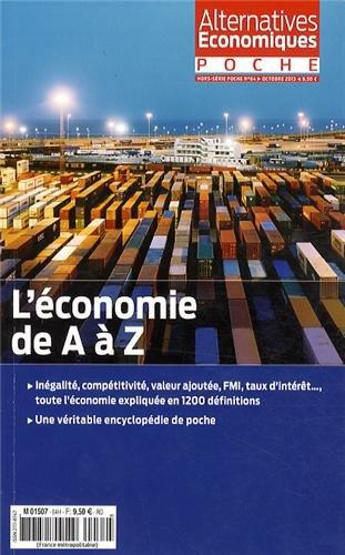 Alternatives Economiques - hors-série p...