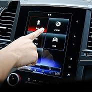 واقي شاشة ملاحة نظام تحديد المواقع من زجاج الستيل المقسى لسيارة رينو كوليوس 2017 2018 من بياوبيج