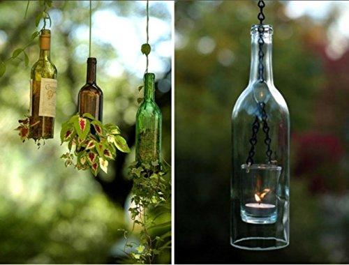 Taglia Bottiglie Di Vetro.Zjchao Taglia Bottiglie In Vetro Per Bottiglie Di Birra E Vino