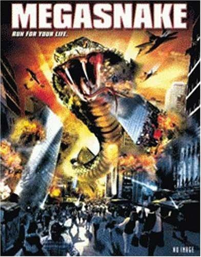 Bild von Mega Snake [2007] [DVD] by Michael Shanks