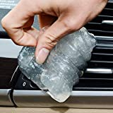 RISHIL WORLD Magic Cleaning Glue Soft Dust Gum Cleaner Multifunctional for Keyboard Laptop Car Interior Wipe Single Item.