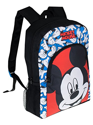 Disney Mickey Mouse Jungen Mickey Mouse Rucksack (Herren Mickey Maus)