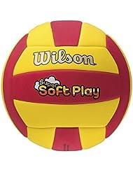 Wilson Super Weich Spiel Synthetik Eva Schule Außen Strand Training Volleyball