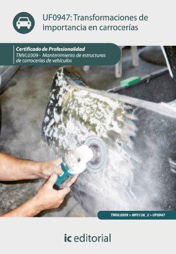 Transformaciones de importancia en carrocerías. TMVL0309 por Manuel Ángel Ordoñez Ramírez