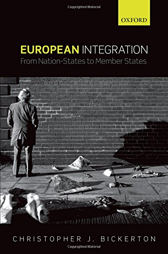 European Integration: From Nation-States to Member States