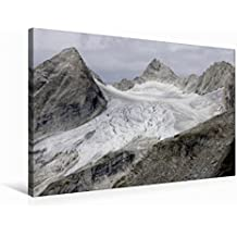 Calvendo Premium Textil-Leinwand 75 cm x 50 cm Quer Reichenspitzgruppe | Wandbild, Bild auf Keilrahmen, Fertigbild auf Echter Leinwand, Leinwanddruck Natur Natur