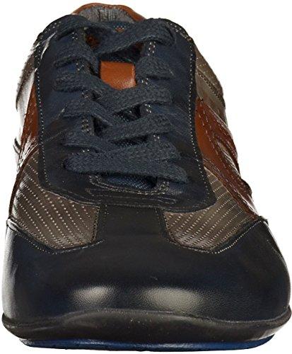 Daniel Hechter 821-24802-1111 Herren Sneakers Blau(Dunkelblau)