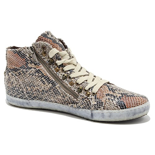 80560 sneaker COLORS OF CALIFORNIA scarpa donna shoes women Oro