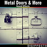 Aluminum Frame Door Opening and Closing