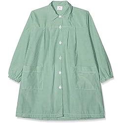 Nozama Baby Infantil de Cuadros, Conjunto de Uniforme para Niños, Verde (Verde 000), 5 Años (Tamaño del Fabricante:5)