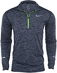 Nike Herren Dri-Fit Element Half-Zip Langarmshirt
