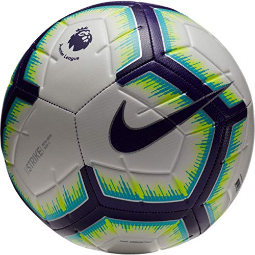 Nike Strike Premier League Football White-Blue