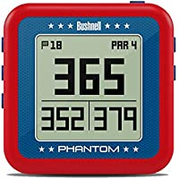 Bushnell Golf 2018 Phantom GPS RangeFinder With Magnetic Mount