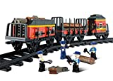 Sluban Lego Cargo Bullet Train, Multi Colour
