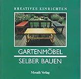 Gartenmöbel selber bauen. Kreatives Einrichten