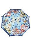 Paw Patrol Chase, Marschall, Rubble Kinder-Regenschirm Stockschirm