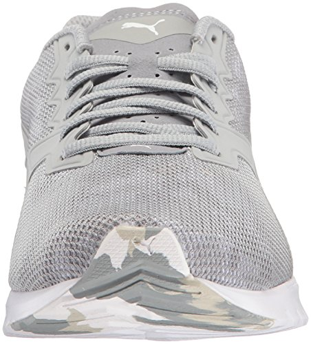 Puma Ignite Dual Camo Synthétique Chaussure de Course Quarry