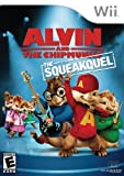 Alvin and the Chipmunks: The Squeakquel - Nintendo Wii by Majesco