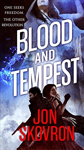 Blood and Tempest: Book Three of Empire of Storms (English Edition)