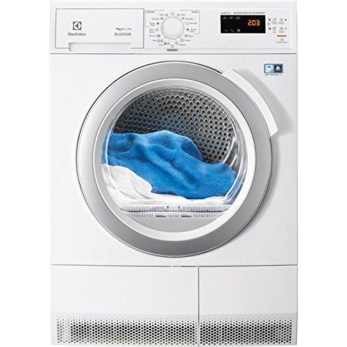 Electrolux RDH3874GDE Libera installazione Caricamento frontale 7kg A++ Bianco asciugatrice