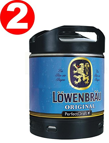 2-x-lowenbrau-original-beer-perfect-draft-6-liter-drum-52-vol