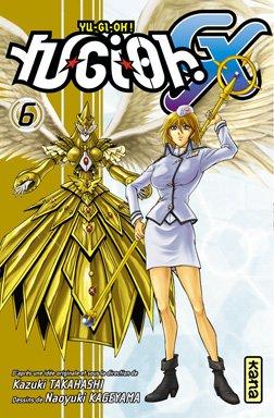 Yu-Gi-Oh ! Gx Vol.6 par TAKAHASHI Kazuki