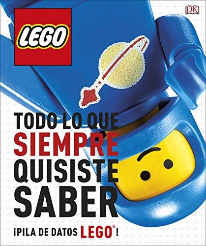 LEGO Todo lo que siempre quisite saber: ¡Montones de curiosidades LEGO! por Varios autores