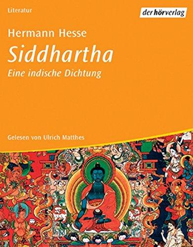 Siddhartha, 4 Audio-CDs