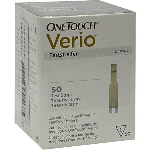 ONE TOUCH Verio Teststreifen 100 St Teststreifen