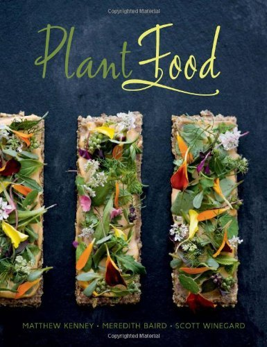 Plant Food by Matthew Kenney (2014-03-01)