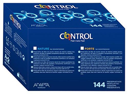 Control Preservativo Nature Caja - 144 preservativos