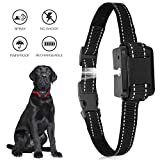 ULTPEAK Dog Barking, Adjustable Anti Bark Spray Collar, Rechargeable Electric Dog Training Collar