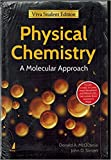 Physical Chemistry: A Molecular Approach by Donald A. McQuarrie (2011-12-24)