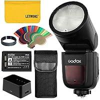 Godox V1-F Fujifilm Uyumlu Tepe Flaşı