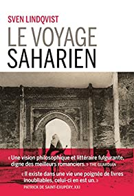 Le voyage saharien par Sven Lindqvist
