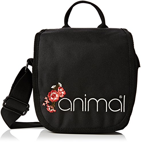 Animal Womens Dawn Cross Body Shoulder Bag, Black (Black), One Size
