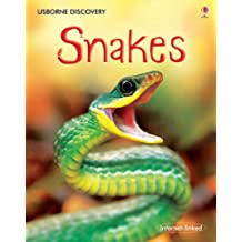 Snakes (Usborne Discovery)